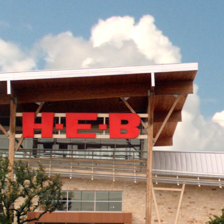 HEB store small