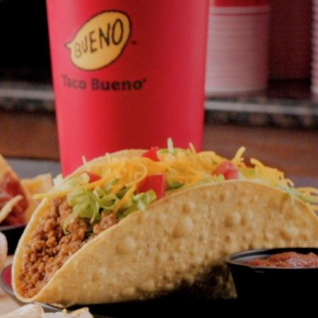 Taco Bueno-food